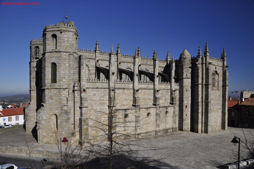 Trasera de la Catedral