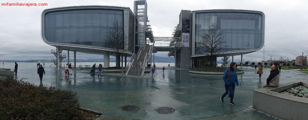 Centro de Arte Botín, Santander