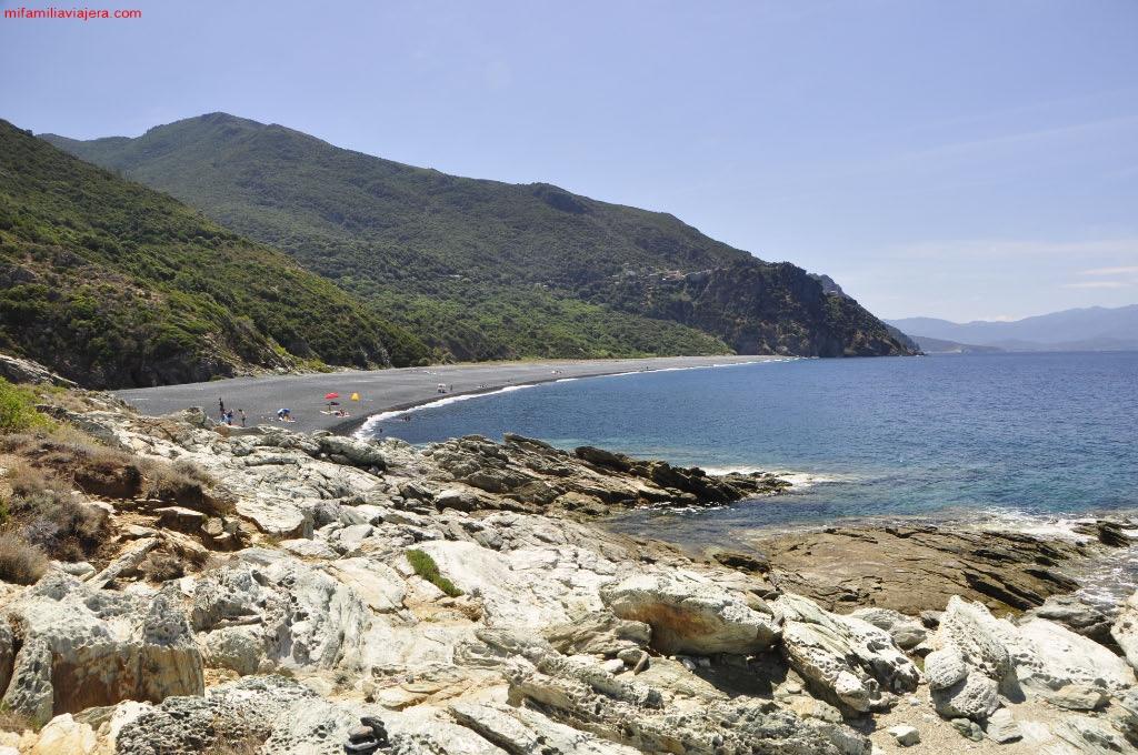 Playa de Nonza