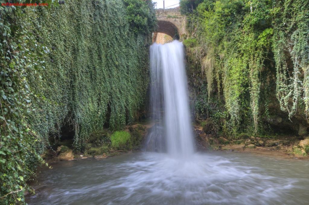 Saltos del Molinar, Tobera, Las Merindades