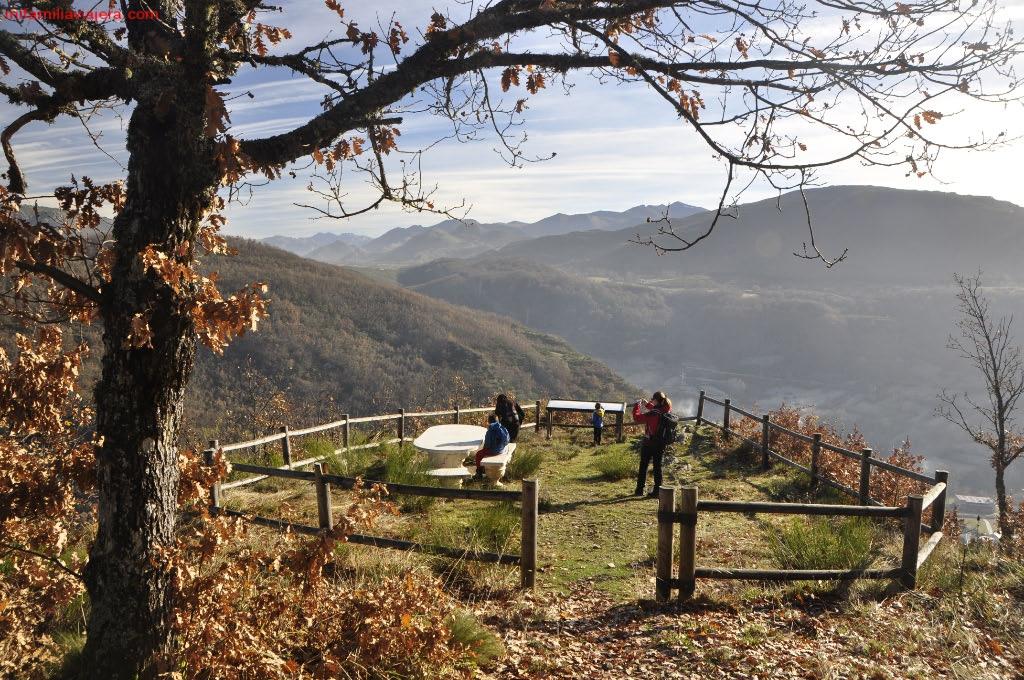 Mirador del Castro, Villaseca de Laciana