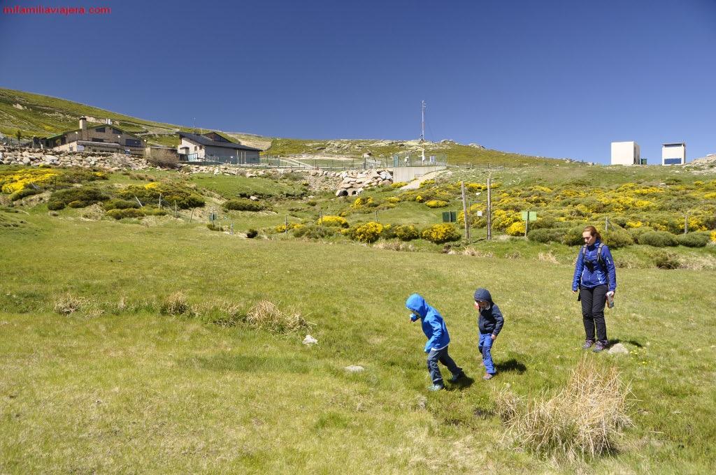 Estación esquí Sierra de Béjar La Covatilla