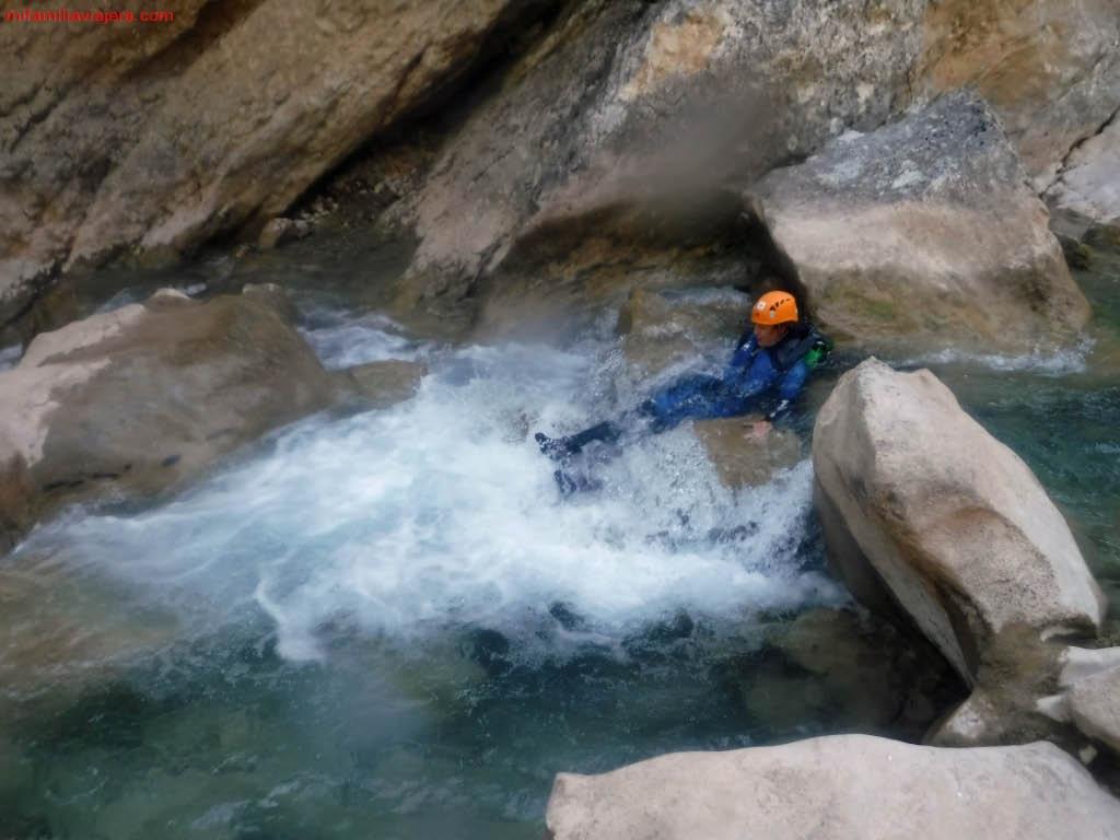 Descenso Río Alcanadre