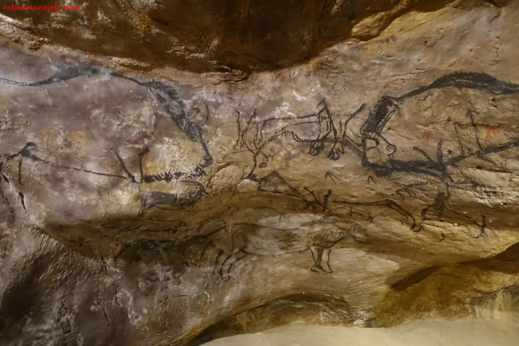 Pinturas rupestres Cueva de Cueves