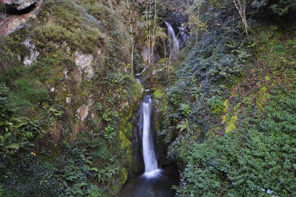 Cascada de Buseco