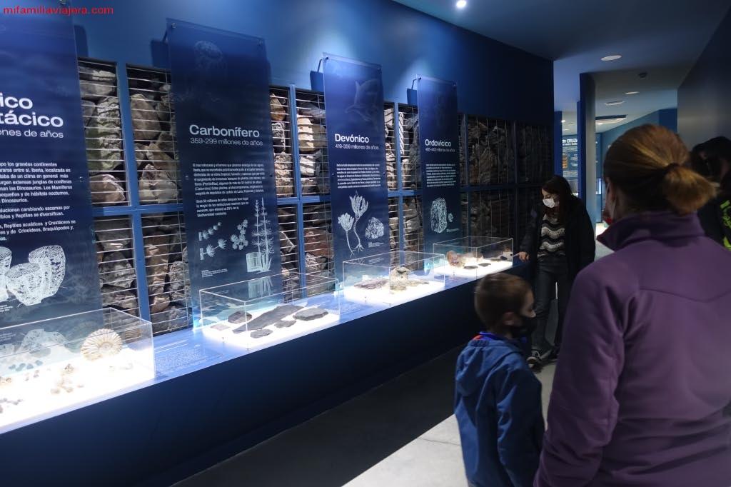 Visita guiada por la Ruta de los Fósiles de Monsagro