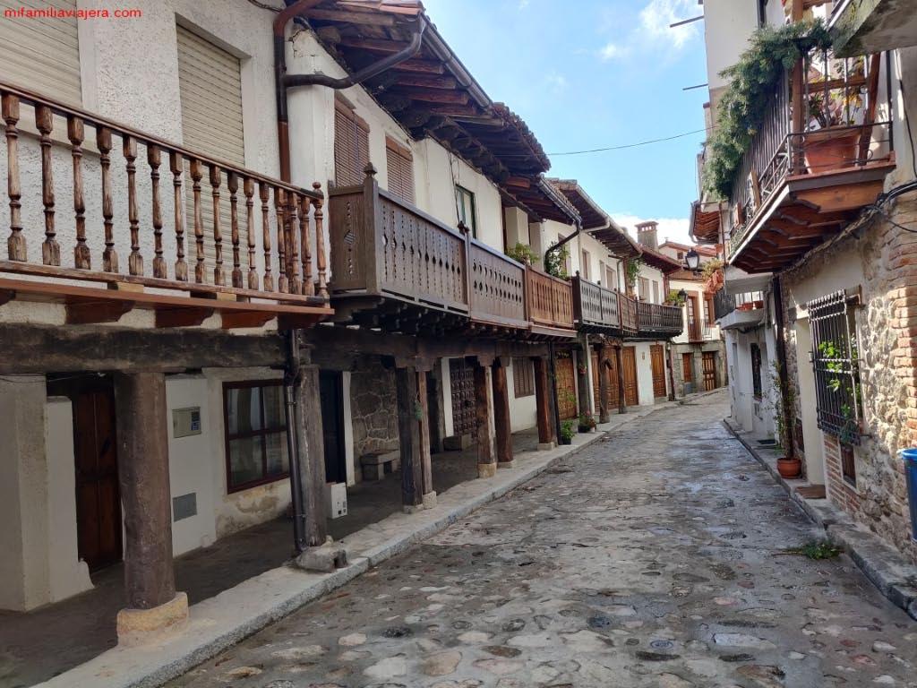 Calle de los Soportales