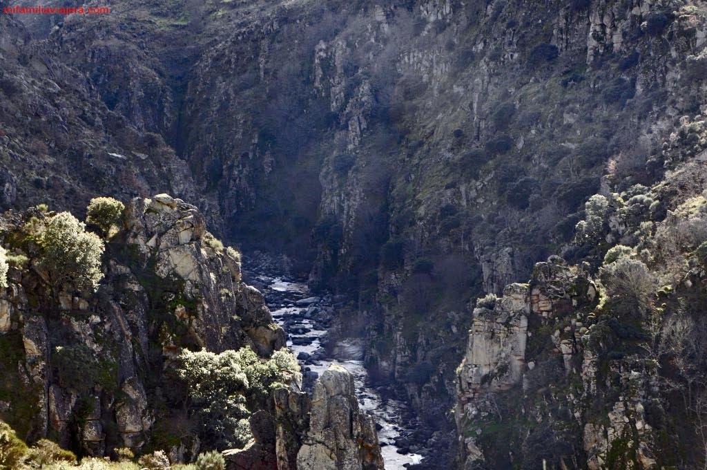 Arribes del Río Huebra
