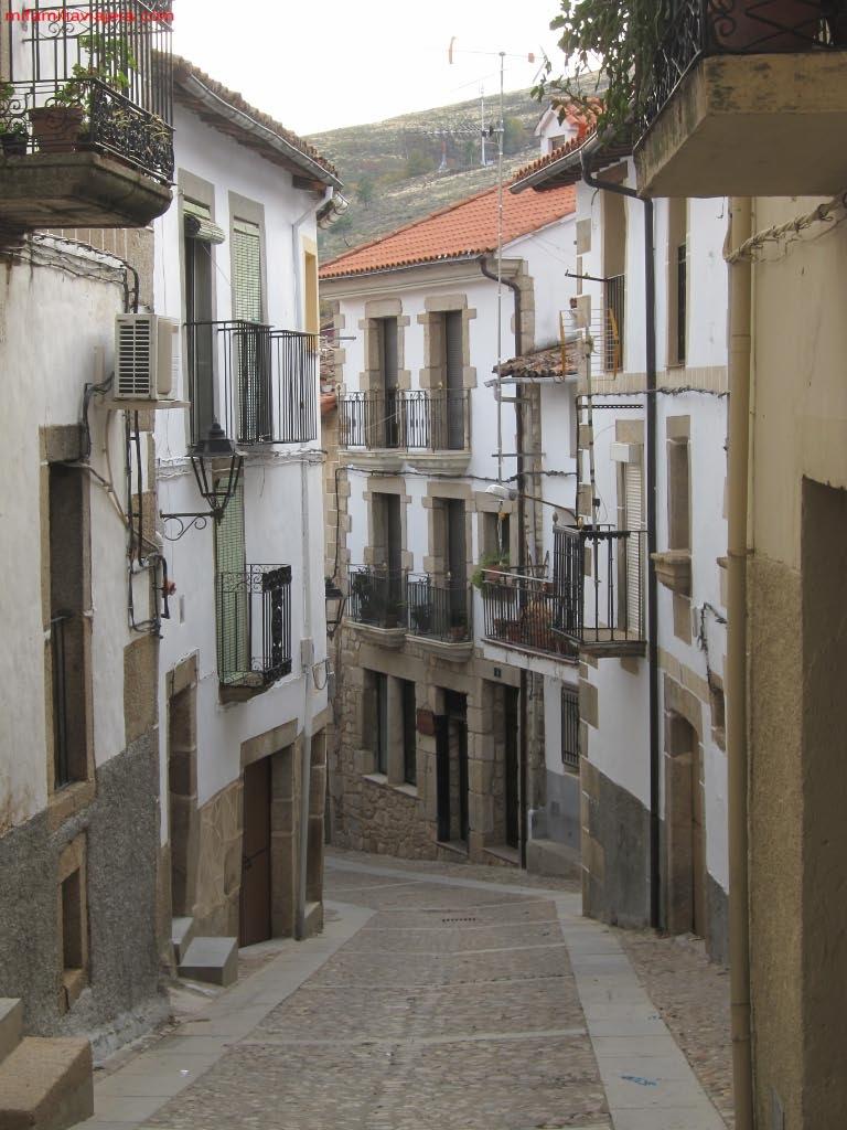 Calles de Acebo