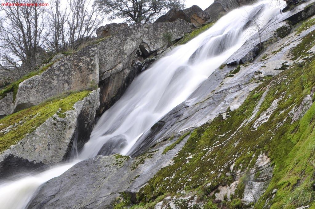 Salto de agua del Desgalgadero