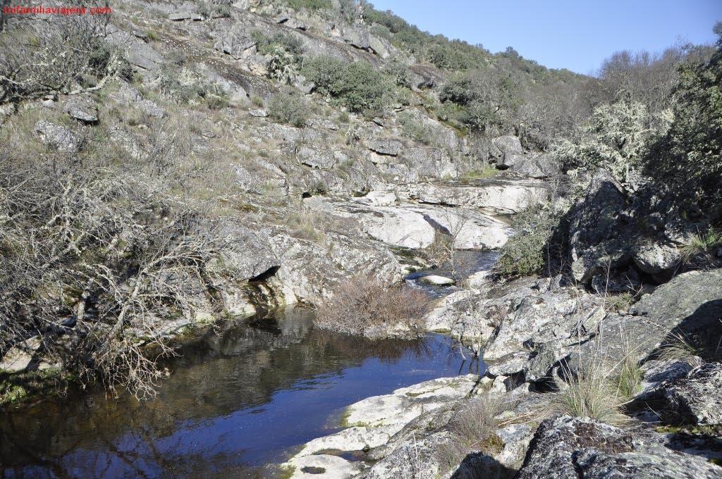 Garganta fluvial del Castro
