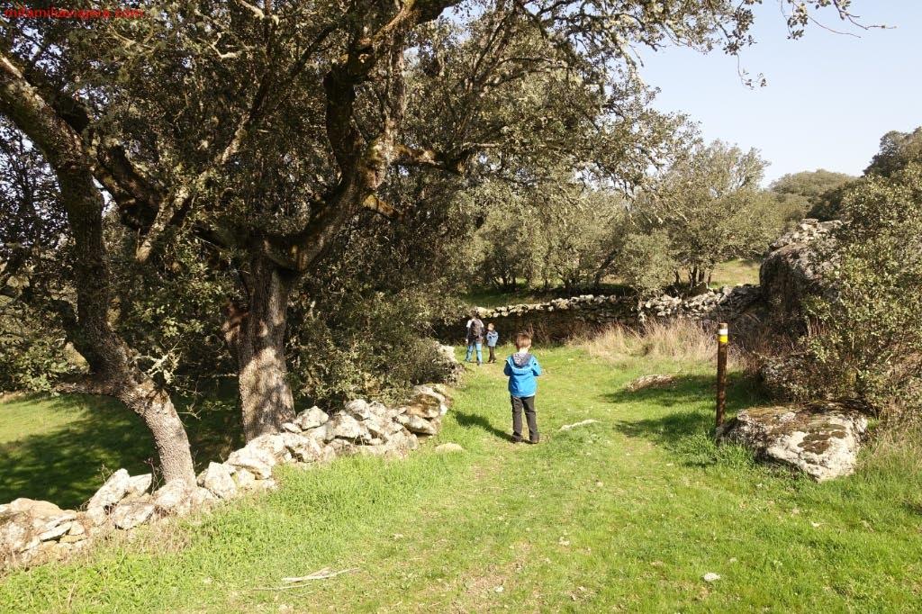 Señalización de la Ruta de los Molinos de Fariza