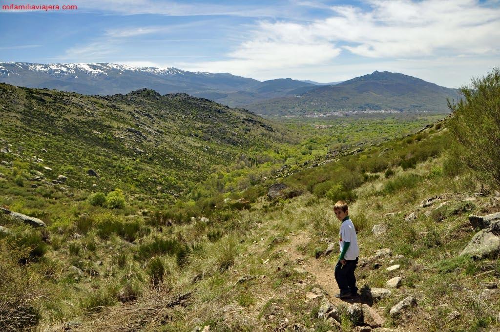 Descenso por el Valle de Valdesangil