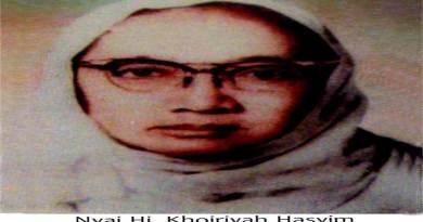 Nyai Khoiriyah Hasyim: Sang Kyai Putri dari Jombang