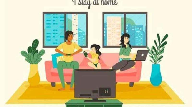 Stay at Home, Bukan Stay at House
