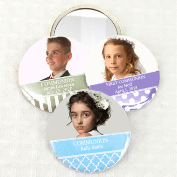 Photo Mirrors & Magnets www.cool-party-favors.com