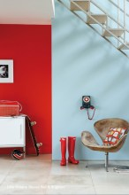 Hallway - Atomic Red