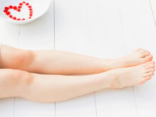 足首 細く する 筋トレ 5選 キュッ くびれた モデル 足首 作り方