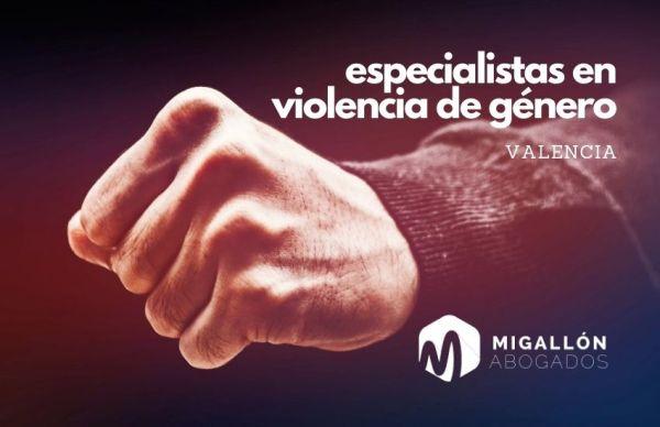 Violencia de género y doméstica.