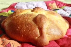 Pan de muerto 1