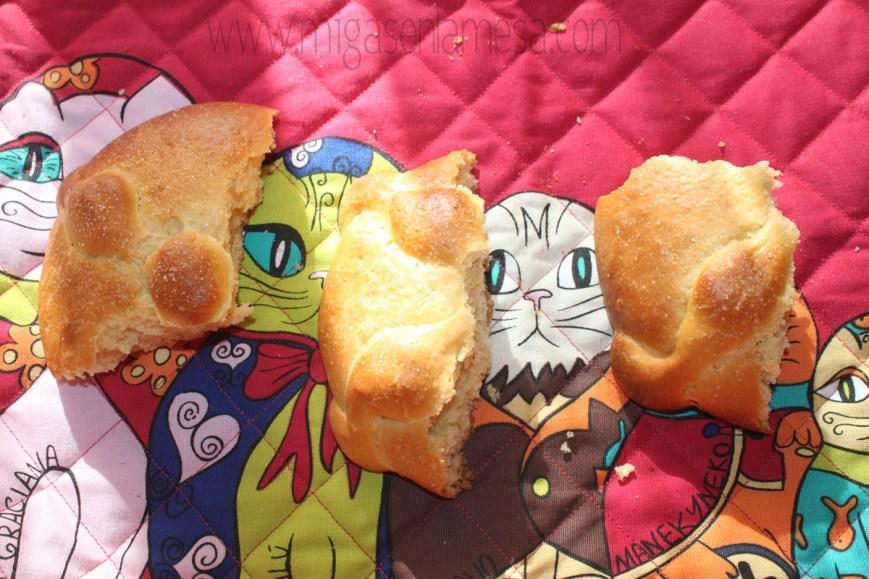 Pan de muerto 4