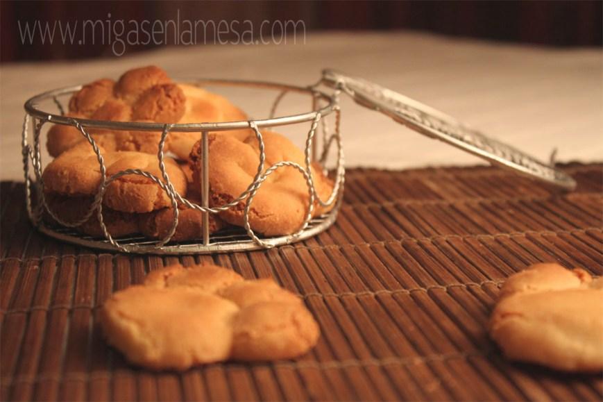Pastas almendra Tia Alia 4