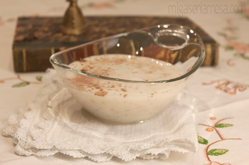 Arroz con leche 1