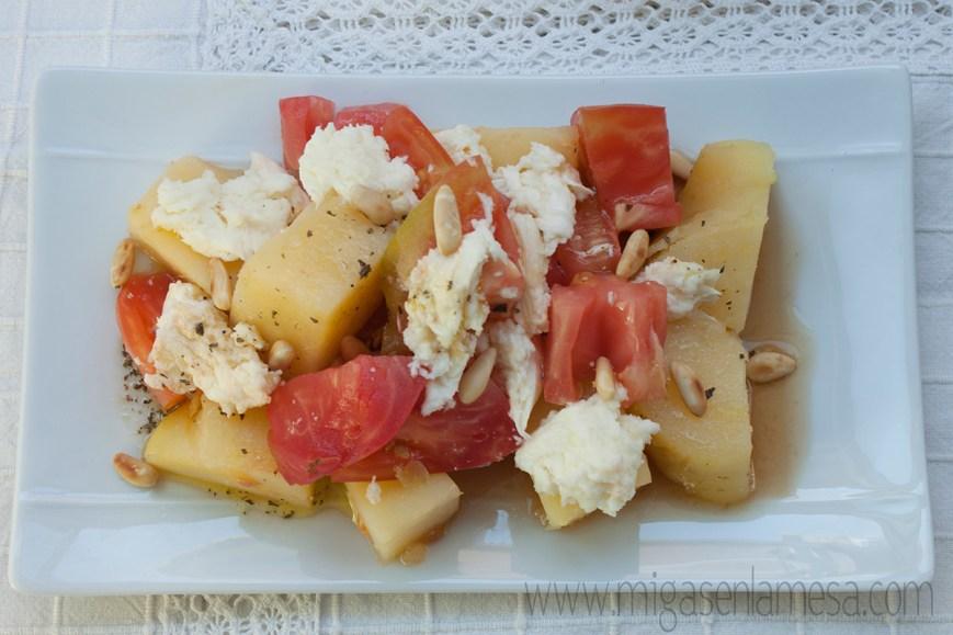 Ensalada fresca patata 3