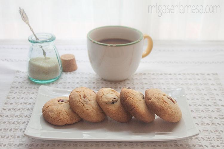 Galletas maiz arandanos 7
