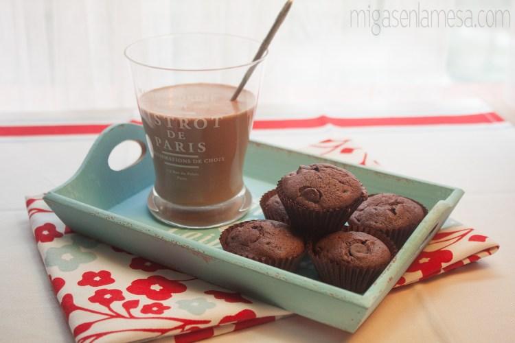 Muffins chocolate 5