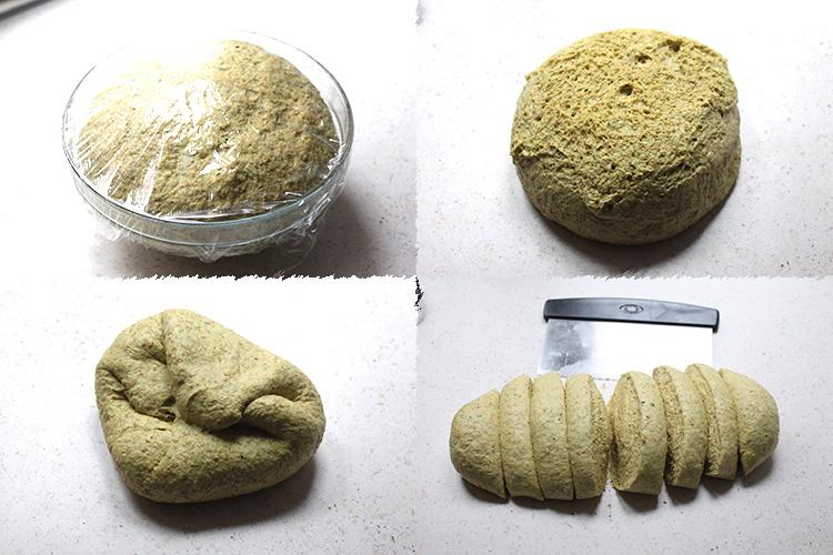 Panecillos calabacin curry PaP 4