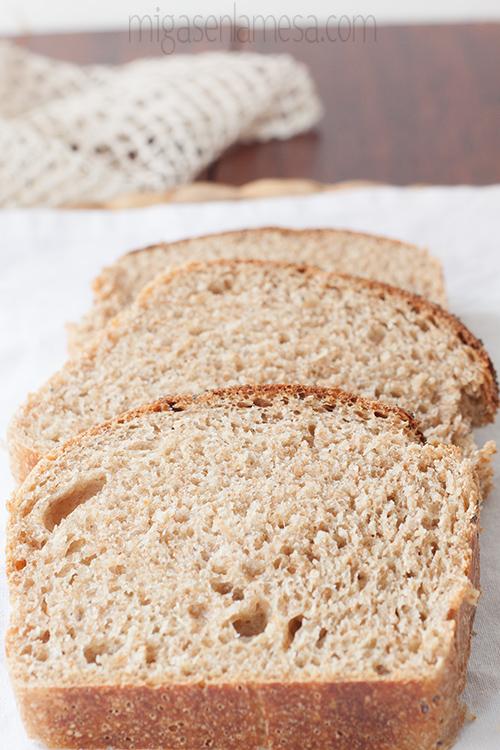 Pan de molde lavanda 5
