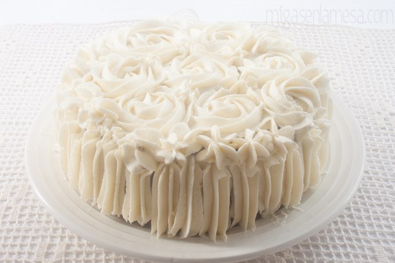 Well spiced carrot cake 7
