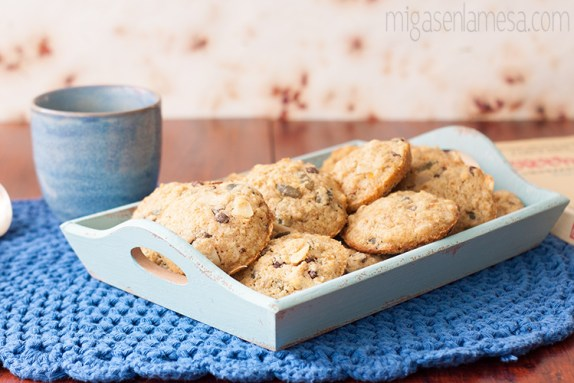 Cookies de lentejas 3