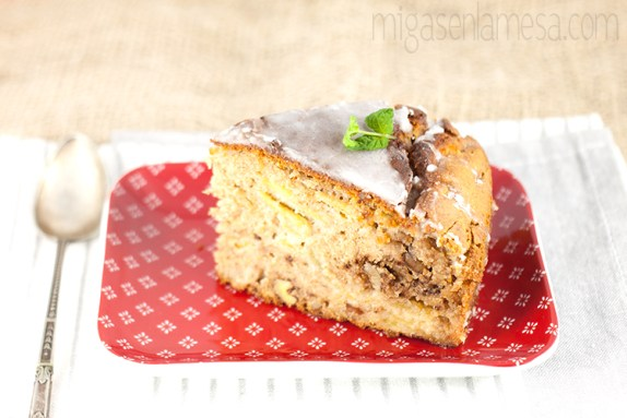 Coffee cake manzana 4