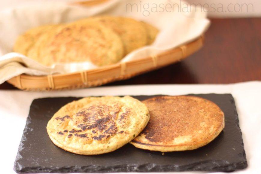 Tortitas de calabacin