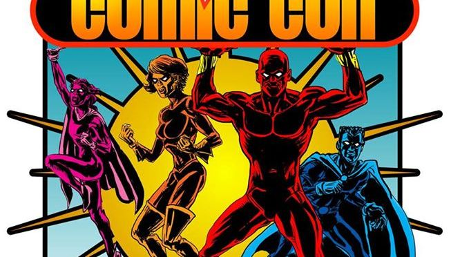 Monroe Comic-Con and Card Show 2015