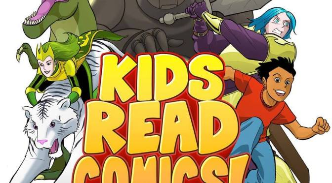 Kids Read Comics 2015