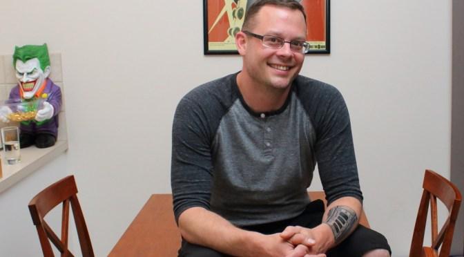 Joe Harvey of The Nerdaissance Interview