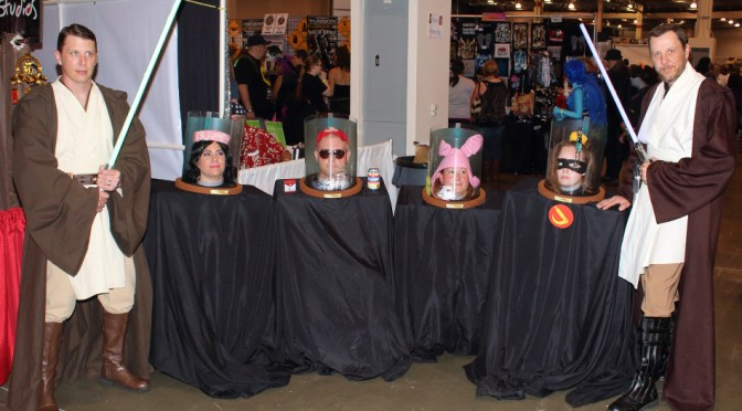 Motor City Comic Con 2015 Saturday Part 1