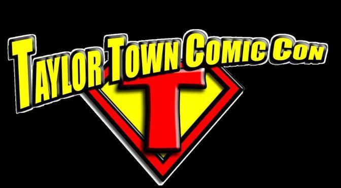 TAYLOR TOWN COMIC CON 2015
