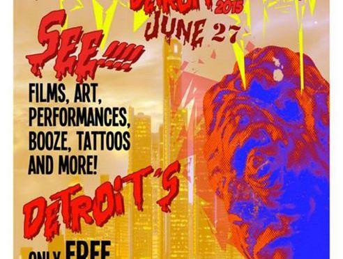 TromaDance Detroit 2015!