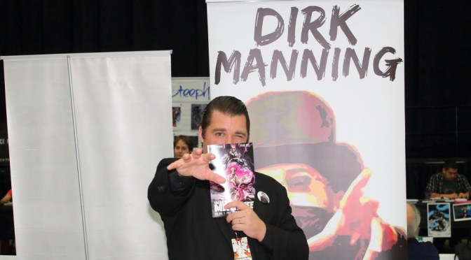 Dirk Manning Interview