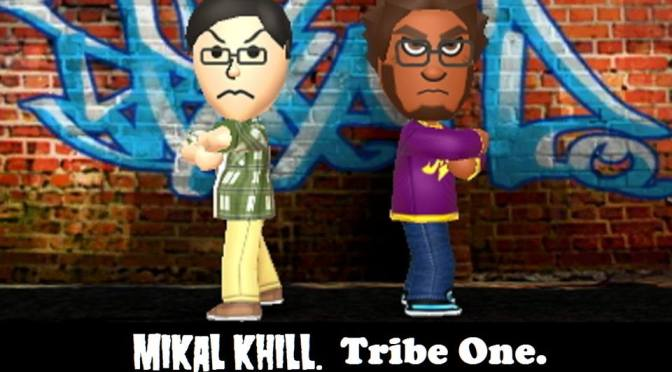 Mikal kHill & Tribe One  #TwoWeeksNotice
