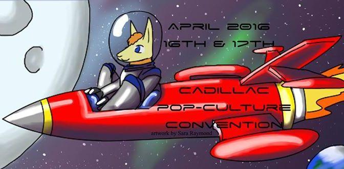 Cadillac Pop Culture Convention 2016