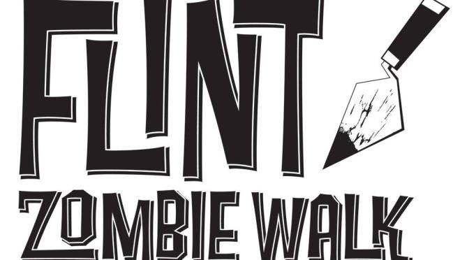 Flint Zombie Walk 2015