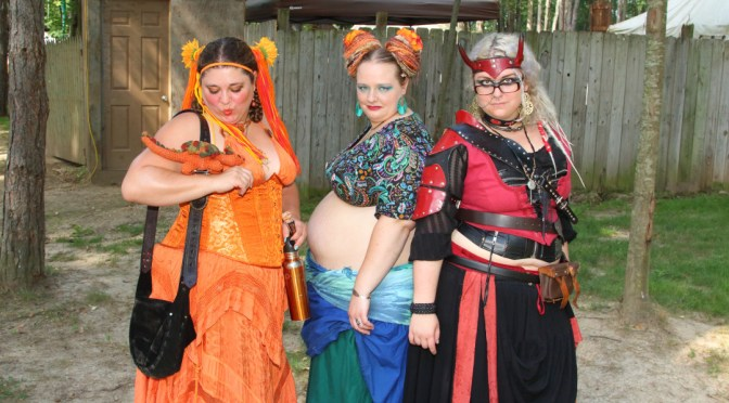Bell Book and Canto at Blackrock Medieval Fest 2015