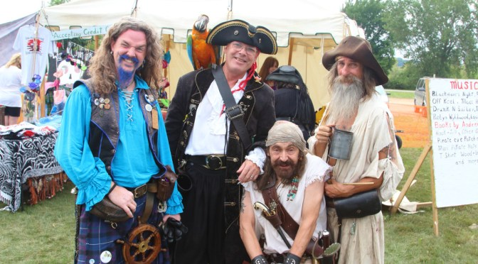 Michigan Pirate Festival 2015 Saturday