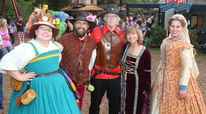 Michigan Renaissance Festival 2015 Sunday