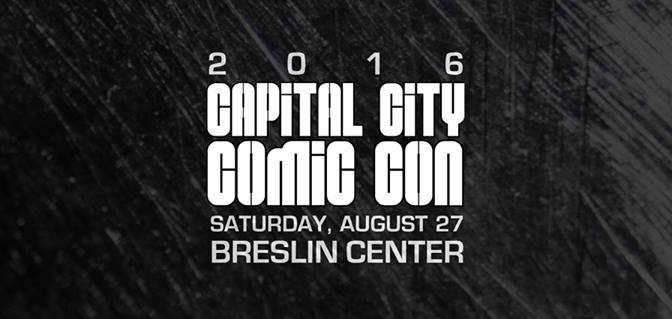 Capital City Comic Con 2016